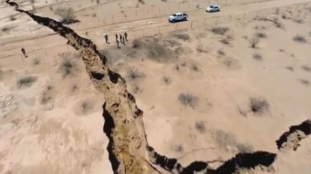 Experts Concerned Megaquake Will Soon Strike the