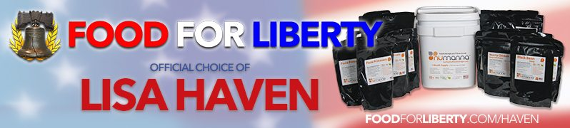 Food for Liberty - Lisa Haven - Double Leaderboard - 728x180