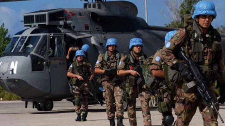 un-troops